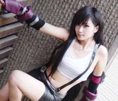 Tifa cosplay 5 by M-Yuu