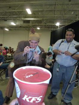 BronyCon 2012 - Reaction to KFS Bucket by Cuteboom