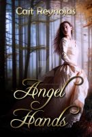 Angel Hands bookcover by KalosysArt