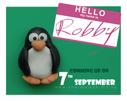 Hello. My name is : Robby by charmaleen