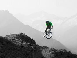 Canyon - Wallpapers MTB by Tarkna-Design
