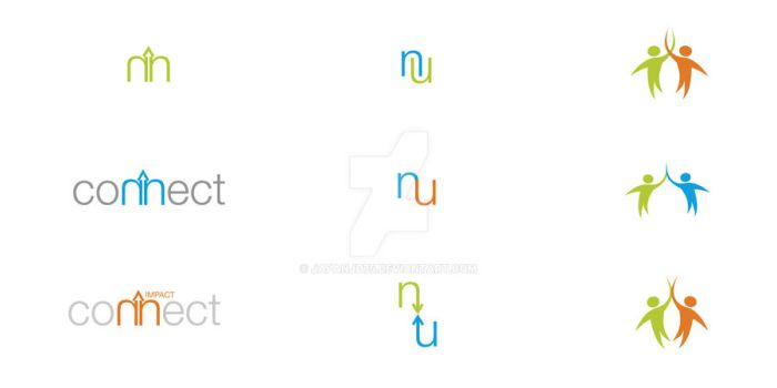 Connect Logos by japanjd75