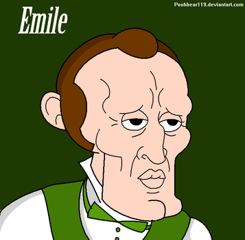 Handsome Face Emile by Poohbear119