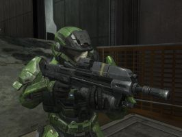 Halo reach.The good times. by GhostHuckebein
