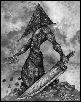 #pyramidhead - DeviantArtSilent Hill Revelation Pyramid Head Fight Scene