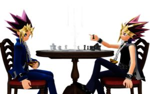 Soul Room Chess by Trouble-san