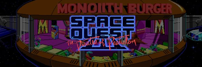 Space Quest 3 by Trinsec