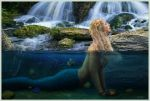 A MERMAID WATCHES by HumbleLuv