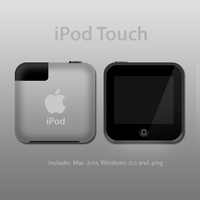 iPod Touch by CASHMichi