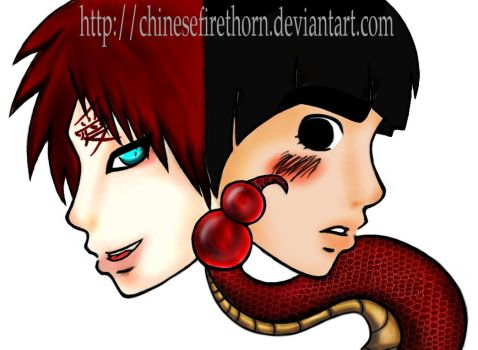 Sir Lee and the Dragon by chinesefirethorn