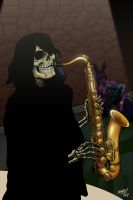 The Dead Man Jazz by SeanRM