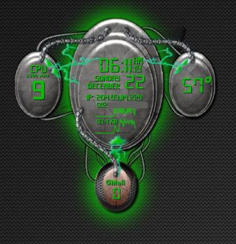 Brain Interactive Construct - Green - by Ionstorm by ionstorm01