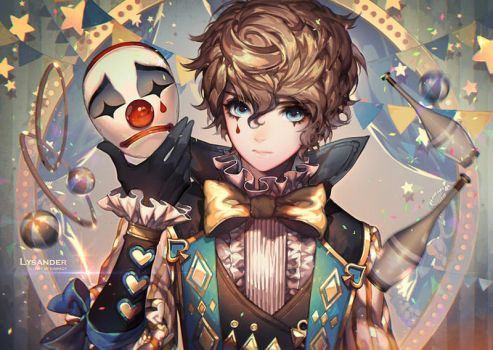 To the stage of fantasy by kawacy