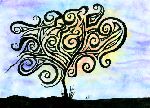Spirit Tree 2 by Dixi-Chan