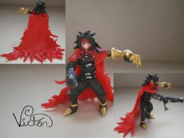 Vincent Valentine by VictorCustomizer