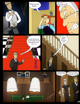 Alfred's Knight Page 14 by clinteast