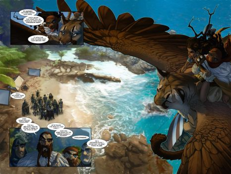 Wildskies pgs 35 and 36 by MMHudson
