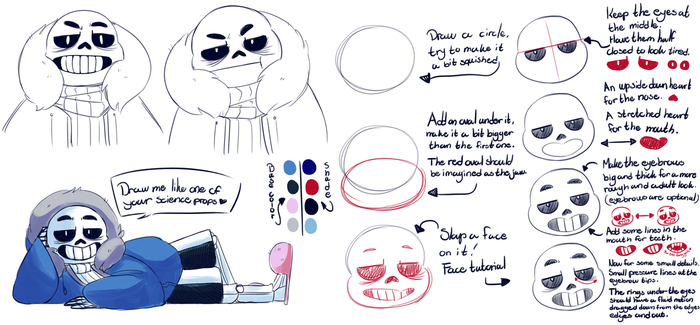 Sans Tutorial by Renic-Pai