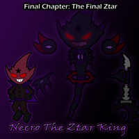 Final Chapter FinalBoss: Necro by TheSpiderManager