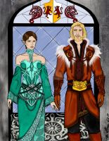 Mages and Royalty by OurMysticalNonsense