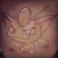 Meowth, That's Right! by XeviousTheGreat