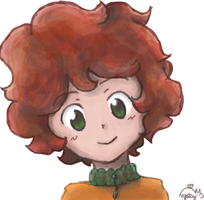 Floofy Kyle by Yellyy
