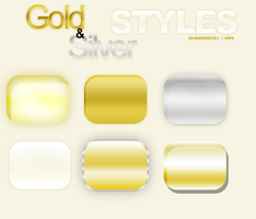 Gold and Silver Styles PS by YourSource