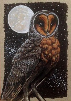 ACEO: One in a Million by DanielleMWilliams