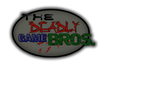 The Deadly Game Bros. Logo by Buizleflare