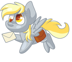 Derpy Derp(?) by Zoiby