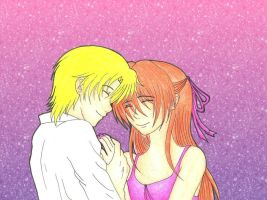 Scorpius And Lily by MadeInHeavenFF15