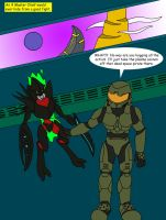 Metroid-Halo crossover 2 by Wakeangel2001