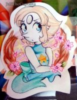 Pearl Steven Universe by JuliTheCupcake2