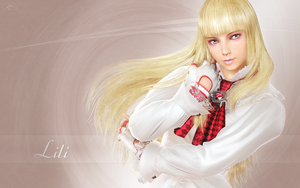 Lili - Tekken_1680X1050 by RisingDragon54