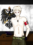 Nazi!Prussia (Finished) by DareToBeDaring