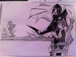 Black Butler by crissaegrim12
