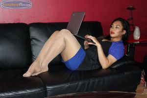 Leilani, Shoes Off by PantyhoseClass