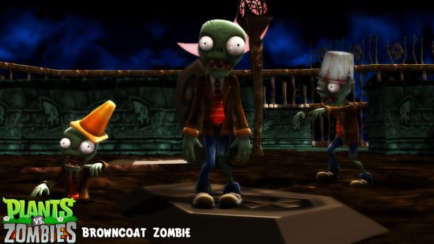 (MMD Model) Browncoat Zombie Download by SAB64