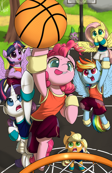 The Winning Shot by Dreatos