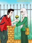 Young Couple by qimta