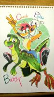 riding friends by EZstrongs