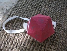 D20 Purse 2: Electric Boogaloo by angermuffin