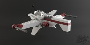 Model4Free - Lego 6967 by pixelquarry