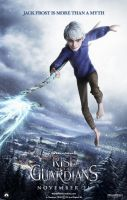 Jack Frost. - Rise of the Guardians. by SirKannario