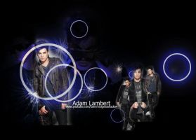Adam Lambert Wallpaper by Ashley-Deviantart