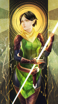Merrill by RobasArel