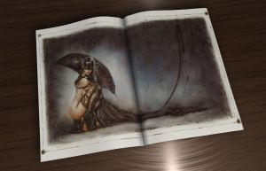 Editorial: Luis Royo III by tomate-cereja