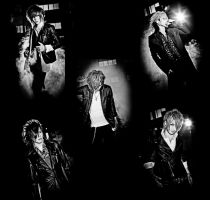 The GazettE remember the urge by killing-innocence