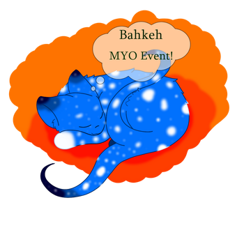 Bahkeh MYO Event! CLOSED!!!! by CuteCraftCreations