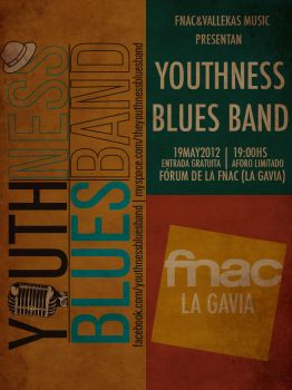 Youthness Blues Band | 19MAY2012 | FNAC La Gavia by jayrivera